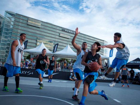 FSPL,打篮球的网游,篮球游戏网站 ,客户端游戏排行 ,好玩游戏排行